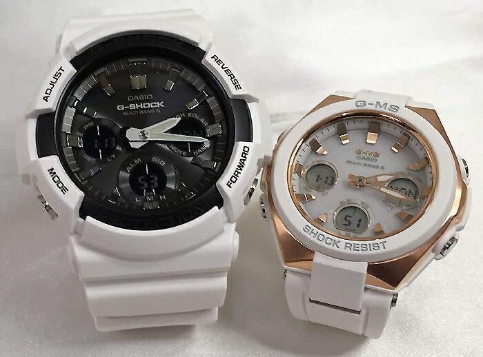 腕時計, ペアウォッチ G G-SHOCK BABY-G 2 g G-MS GAW-100B-7AJF MSG-W100G-7AJF