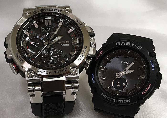 腕時計, ペアウォッチ G G-SHOCK BABY-G 2 g g MTG-B1000-1AJF BGA-2700-1AJF G-SHOCK