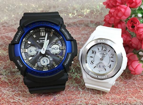 腕時計, ペアウォッチ G G-SHOCK BABY-G 2 g GAW-100B-1A2JF BGA-1050-7BJF