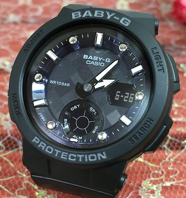 恋人たちのGショック ペアウオッチ G-SHOCK BABY-G  ペア腕時計 カシオ 2本セットgショック ベビーg アナデジ DW-5900-1JF BGA-250-1AJF 人気 ラッピング無料 g-shock 手書きのメッセージカードお付けします あす楽対応 クリスマスプレゼント