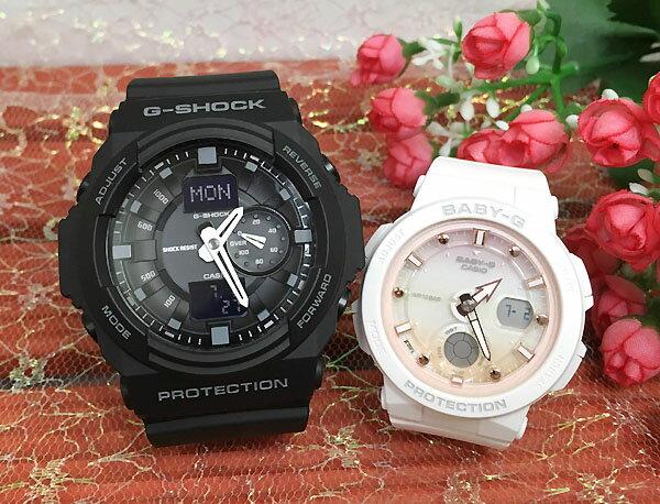 腕時計, ペアウォッチ G G-SHOCK BABY-G 2 g g GA-150-1AJF BGA-250-7A2JF