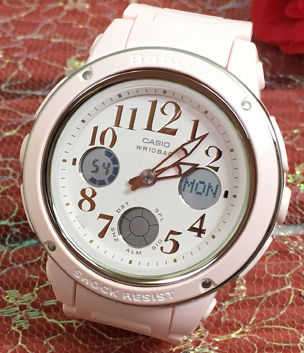 恋人たちのGショック ペアウオッチ  G-SHOCK ペア腕時計 カシオ GA-300-7AJF BGA-150EF-4BJF プレゼント ギフト  ラッピング無料  メッセージカード g-shock あす楽対応 クリスマスラッピング
