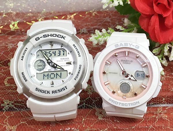 腕時計, ペアウォッチ G G-SHOCKBABY-G G-300LV-7AJF BGA-250-7A2JF g-shock