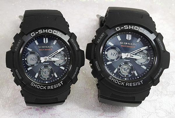 腕時計, ペアウォッチ G G-SHOCK 2 g AWG-M100SB-2AJF