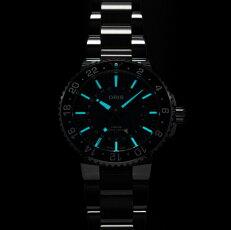 オリスアクイスデイトホエールシャークリミテッドエディションオリス腕時計ORISメンズウォッチダイバーズ79877544175-SetMB自動巻きギフト人気ラッピング無料国内正規2年保証