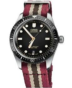 メンズウォッチORISオリス腕時計ダイバーズ65国内正規3年保証一番人気モデルです腕時計雑誌掲載モデル希少品733.7707.4064R