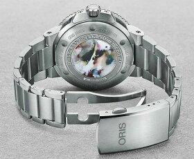 新品ORISオリス腕時計メンズウォッチアクイスダイバーズ733.7732.4124Mギフト人気ラッピング無料国内正規3年保証
