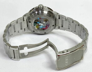新品ORISオリス腕時計メンズウォッチアクイスダイバーズ733.7732.4124M自動巻きダイバーズウオッチギフト人気ラッピング無料国内正規3年保証