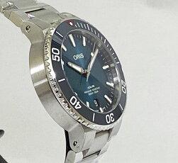 オリスORIS腕時計メンズウォッチアクイスダイバーズ国内正規3年保証733.7730.4154M