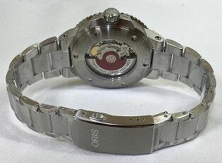 オリスアクイスデイトオリス腕時計メンズウォッチダイバーズ自動巻き733.7766.4158Mギフト人気ラッピング無料国内正規3年保証あす楽対応