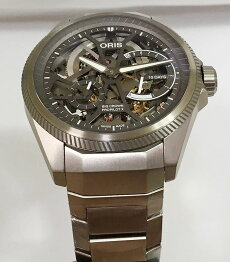 新品オリスORIS腕時計メンズウォッビッグクラウンポインターデイト自動巻き754.7696.4061F国内正規3年保証