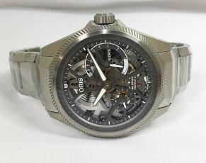 オリスジャパン正規3年保証オリス腕時計ORISメンズウォッチビッグクラウンプロパイロットXCalibre115手巻き115.7759.7153チタン製ラッピング無料手書きのメッセージカードお付けしますあす楽対応