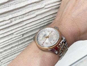 オリスジャパン正規3年保証新品ORISオリス腕時計メンズウォッチポインターデイト国内正規3年保証754.7696.4061M40ミリ径シルバー文字盤メタルブレスギフト人気ラッピング無料廃番希少モデルです