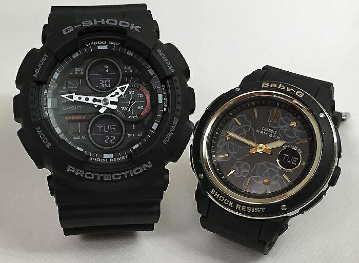 腕時計, ペアウォッチ G G-SHOCK BABY-G 2 g g GA-140-1A1JF BGA-150FL-1AJF g-shock