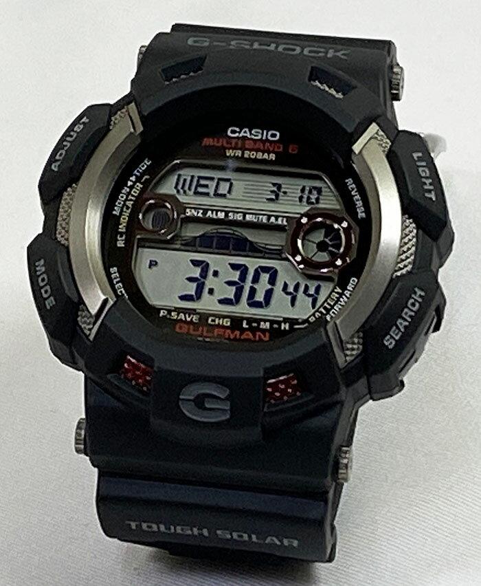 腕時計, メンズ腕時計  CASIO G-SHOCK GULFMAN GW-9110-1JF g-shock