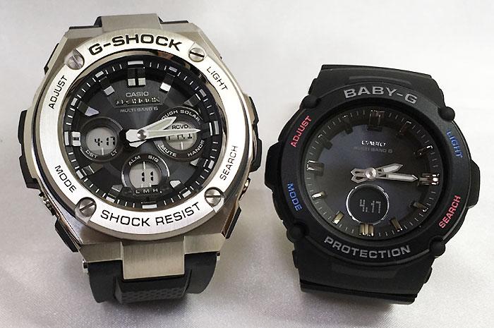 腕時計, ペアウォッチ G G-SHOCK BABY-G 2 g GST-W310-1AJF BGA-2700-1AJF