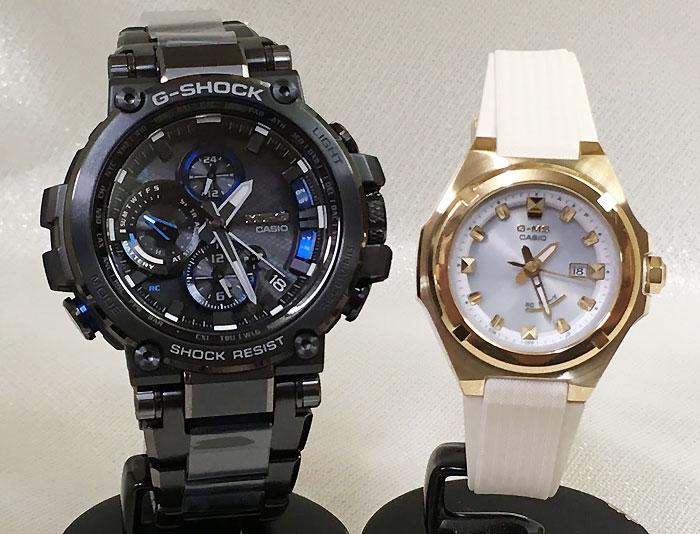 腕時計, ペアウォッチ G G-SHOCK BABY-G 2 g g MTG-B1000BD-1AJF MSG-W300G-7AJF