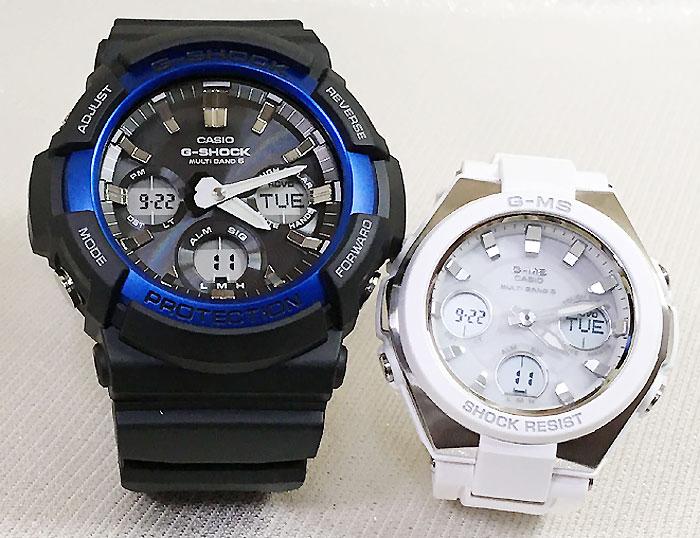 腕時計, ペアウォッチ G G-SHOCK BABY-G 2 g GAW-100B-1A2JF MSG-W100-7AJF