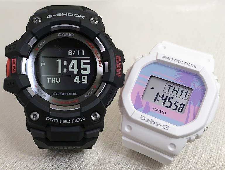 腕時計, ペアウォッチ G G-SHOCK BABY-G 2 g g GBD-100-1JF BGD-560BC-7JF g-shock