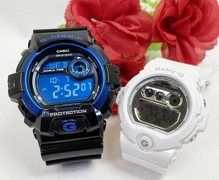 腕時計, ペアウォッチ G G-SHOCK BABY-G 2 g g G-8900A-1JF BG-6900-7JF