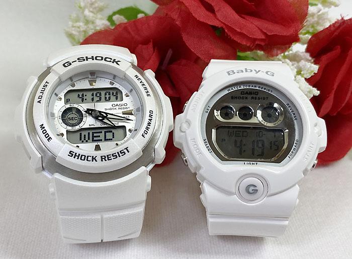 腕時計, ペアウォッチ G G-SHOCK BABY-G 2 g g G-300LV-7AJF BG-6900-7JF Xmas