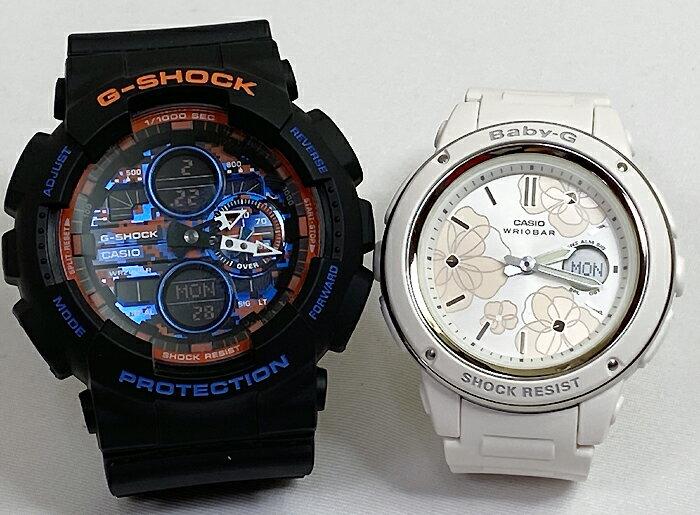 腕時計, ペアウォッチ G G-SHOCK BABY-G 2 g g GA-140CT-1AJF BGA-150FL-7AJF g-shock