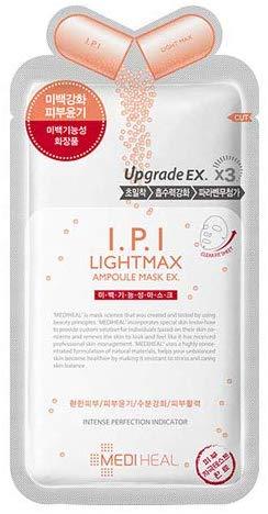 MEDIHEAL(メディヒール)I.P.I ライトマックス アンプル マスク EX