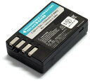 ★3000円以上で送料無料★ PENTAX D-LI109互換バッテリー×1個【1100mAh】・JTT My Battery Pl...