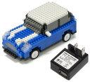 ★送料無料★「ナノ」クラスの小さなブロックで組み立てるラジコン自動車 【USB ACアダプター...