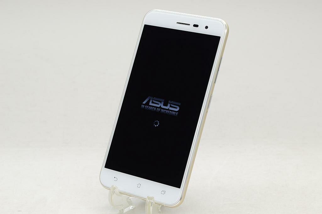 外観ランクB/ASUS/SIMフリー【中古】SIMフリー ASUS ZenFone 3 32GB RAM3GB ZE520KL