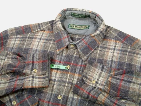 トップス, カジュアルシャツ ols992 L SUTTERCREEK