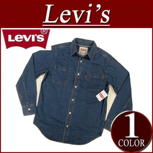 af081 新品 Levis デニムシャツ メンズ USライン リーバイス CLASSI...