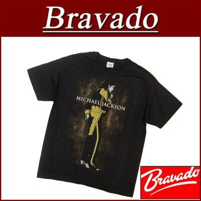 【オフィシャルTシャツ】【特価! 円高還元 3サイズ】 aw211 新品 Bravado マイケルジャクソン M...