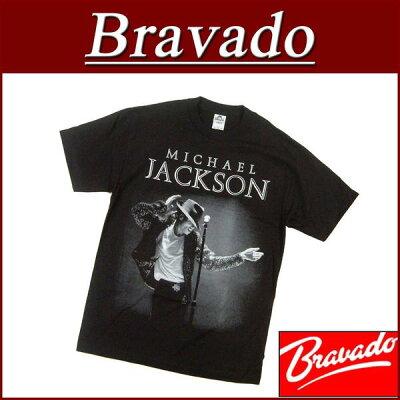 【オフィシャルTシャツ】【特価! 円高還元 3サイズ】 aw231 新品 Bravado マイケルジャクソン ...