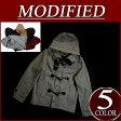 【5色3サイズ】 wu181 新品 MODIFIED ウール 54% 無地 メルトンウール ショート丈 ダッフルコート メンズ ジャケット ブルゾン 【smtb-kd】 10P03Sep16