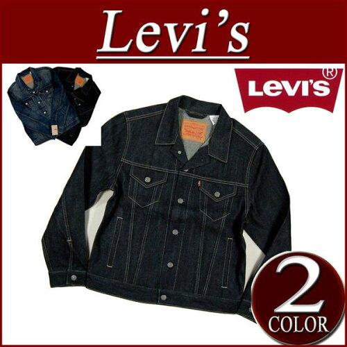af162 新品 Levis サードタイプ デニムジャケット メンズ リーバイス RELAXED TRUCKER...