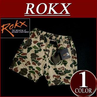 rx641 品牌的新的 ROKX 岩石偽裝短鴨獵人迷彩短褲攀登褲子 rxm135 男裝 duckhuntercamo 迷彩圖案戶外休閒短褲短褲
