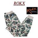 【5サイズ】 rx681 新品 ROKX ロックス COTTONWOOD CAMOUFLAGE ダックハンターカモ 迷彩柄 アスレチック クライミングパンツ RXMS-403 メンズ アメカジ カモフラージュ アスレチックパンツ アウトドア