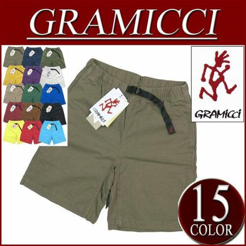 gm051 新品 GRAMICCI グラミチ GRAMICCI SHORTS グラミチショーツ ツイル...