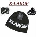 【2色】 aa851 新品 X-LARGE BLAMMER BEANIE ビーニー ニットキャップ メンズ エクストララージ XLARGE アメカジ CAP