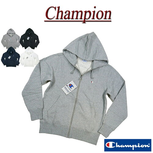 ch321 新品 Champion トリコロールタグ ワンポイント刺繍 裏毛 ...
