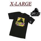 【4サイズ】 ac351 新品 X-LARGE BONKERS OG SS TEE OGロゴプリント 半袖 Tシャツ M17C1137 メンズ アメカジ エクストララージ ティーシャツ XLARGE