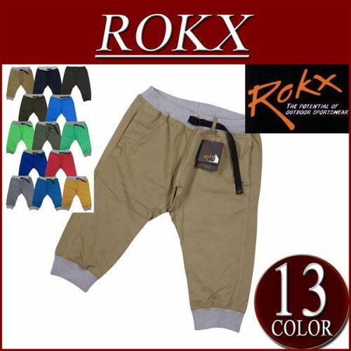 rx291 新品 ROKX COTTONWOOD CROPS ロックス 七分丈 アスレ...