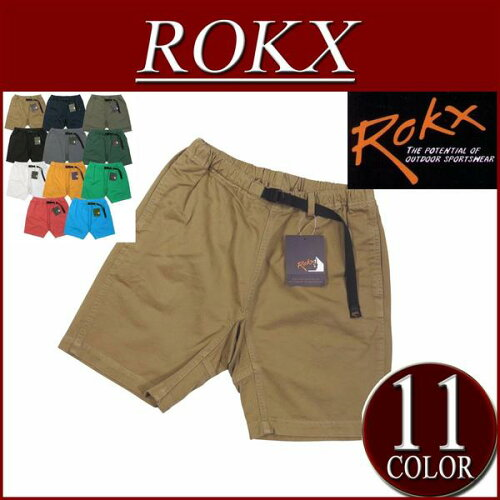 rx311 新品 ROKX CLASSIC ROKX SHORT クラシッ...