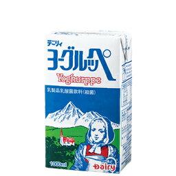 南日本酪農協同 デーリィ ヨーグルッペ 1000ml×6本 乳酸菌 Dairy 九州・宮崎/乳製品乳酸菌飲料(殺菌)【送料無料】