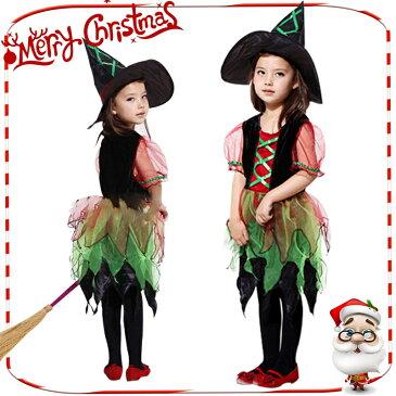 ◆JUVIA◆クリスマスコスプレ 短納期  子供 女の子 悪魔 魔女 小悪魔 クリスマス衣装 仮装 コスプレ コスチューム仮装衣装 コスチューム 魔女 魔法使い ウィッチ 子供用 女の子 キッズ クリスマス 衣装 子供 クリスマス 仮装 コスプレ