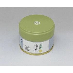 Matcha Gold Stamp de culture biologique 20g boîte / thé vert clair poudre de thé vert Uji matcha bio JAS