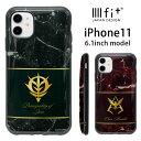 IIIIfit 機動戦士ガンダム iPhone 11 ケース...
