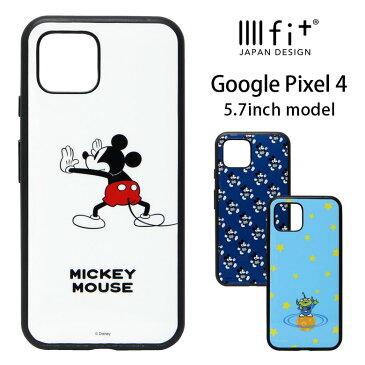 ディズニー IIIIfit 耐衝撃 Google Pixel 4 ケース ハイブリッド スマホケース google カバー ジャケット トイストーリー キャラクター グッズ かわいい グーグルピクセル 4 ピクサー Google Pixle4 おしゃれ 携帯ケース