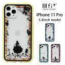 ディズニー プリンセス IIIIfit clear iPhone 11 Pro ケース クリア スマホケース 透明 iPhone……